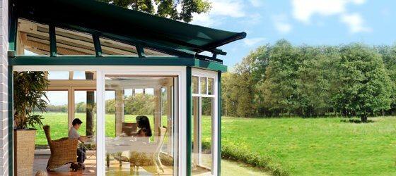 Aufglasmarkisen Von Decosun Sonnenschutzsysteme Ihr